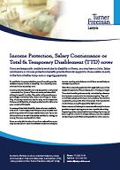 Income Protection TTP Super Claims Australia