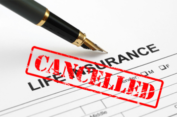 insurers cancelling contracts | Super Claims Australia