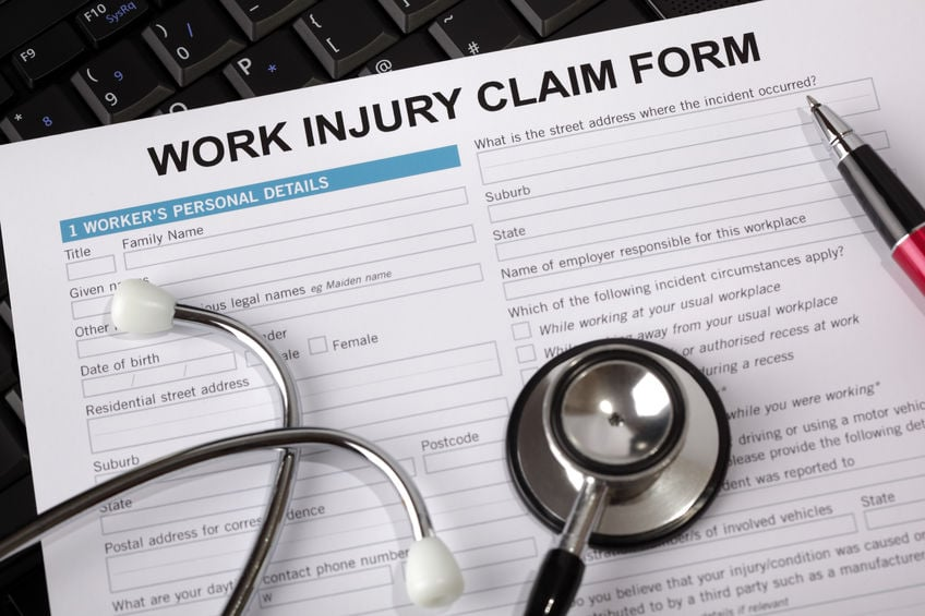 Workers compensation Claim form | Super Claims Australia