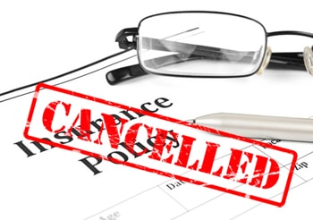 cancelled insurance policy | Super Claims Australia